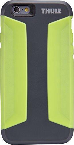 Thule Atmos X3 Case für Apple iPhone 6/6S (mit 2m Sturz-Schutz) grau/gelb