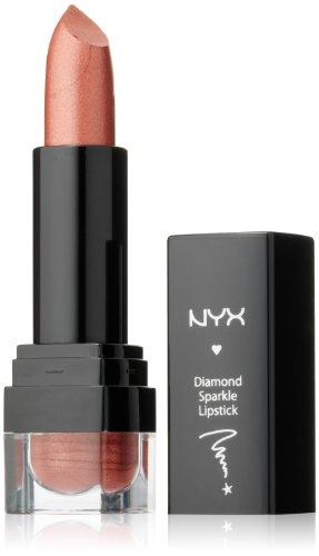 Nyx Cosmetics Diamond Sparkle Rouge à Lèvres Sparkling Walnut