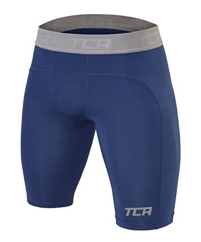TCA Men's Pro Performance Compression Shorts