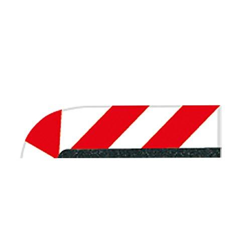 Carrera - rail et accessoire pour circuit - 20020594 - 1/24 et 1/32 - Carrera Evolution -Carrera Digital 132 et 124 - Bordures intérieures pour les virages relevés 2/30° (6), embouts (2)