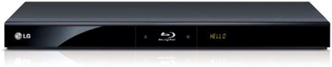 LG BD550 Network Blu-ray Disc Player (2010 Model)