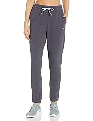 PUMA Women's Sweat Pants, Periscope, X-Large