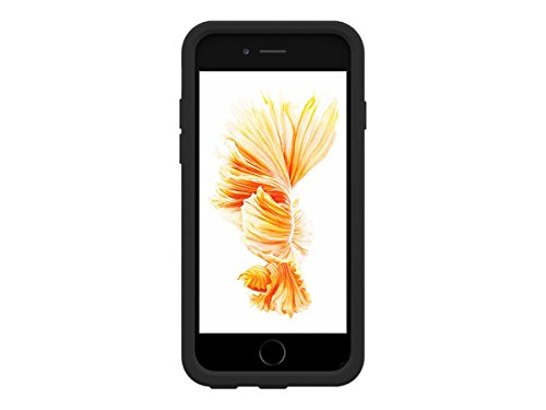 TRIDENT Cell Phone Case for iPhone 6/6s - Retail Packaging - Black