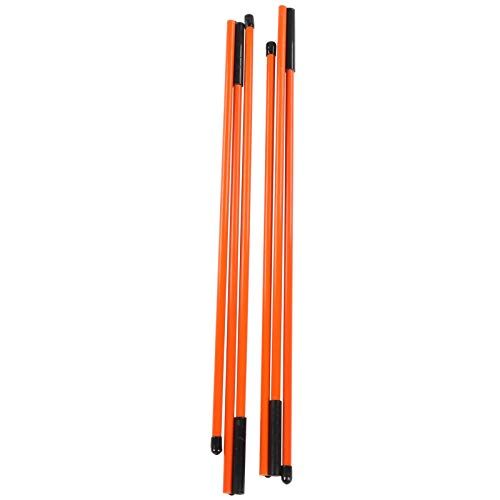 Pwshymi Golf Alignment Stick Trainingshilfen Werkzeug Verschleißfest für Aktivitäten