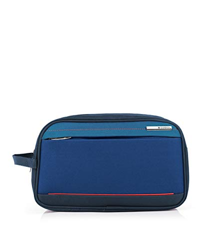 Gabol Beauty case da uomo, 30 cm, blu (Blu) - 111006 003