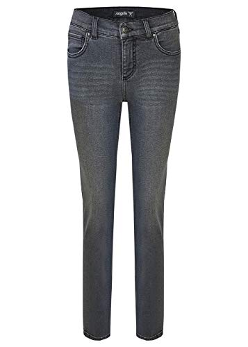 Angels Damen Jeans,Skinny' mit Leichter Used-Waschung