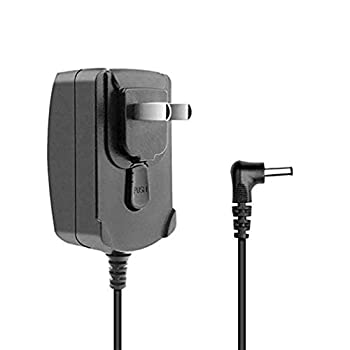 HKY AC Adapter for Jensen Portable CD Player CD-60 CD-60C CD-60B CD-60A Coby MP-CD521 MPCD521 CD Player & GPX PC101B PC301B Portable Compact Disc CD Player Power Supply Charger Cord Cable Wall Plug