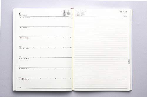 高橋手帳2021年B5ウィークリーデスクダイアリー黒No.66(2021年1月始まり)