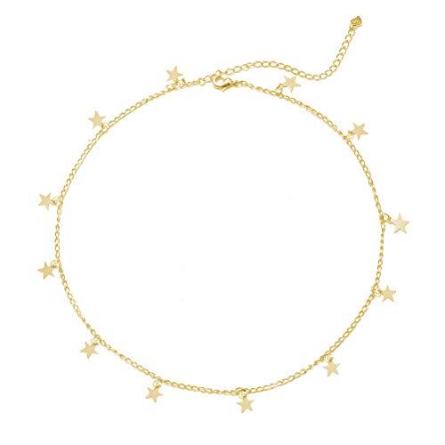 Mini Star Charm Necklace