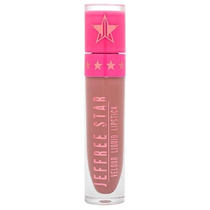 暗くする真夜中横向きJeffree Star Velour Liquid Lipstick - Gemini [並行輸入品]