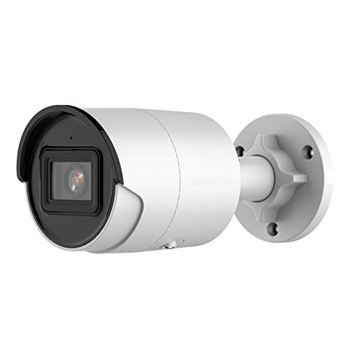 HITOSINO 4MP PoE IP Camera - Outdoor Dome Network Security Camera with 98ft Night Vision,WDR,H.265+,IP66,Built-in Mic,Smart Human and Vehicle Detection (HS-VSB04G2-IU, 2.8mm)