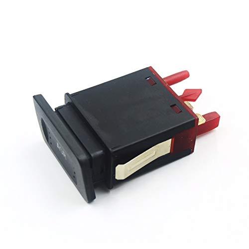 PIAO Piaopiao OEM ASR Interruptor de Interruptor Interruptor de regulación Antideslizante Fit para 1998-2006 Volkswagen VW Bora Golf MK4 IV 1J0 927 133A, 1J0 927 133 A