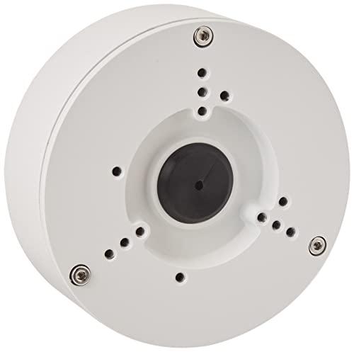Dahua Technology PFA130-E - Caja de Conexiones para cámara Tubular y Mini-Domo, Color Blanco