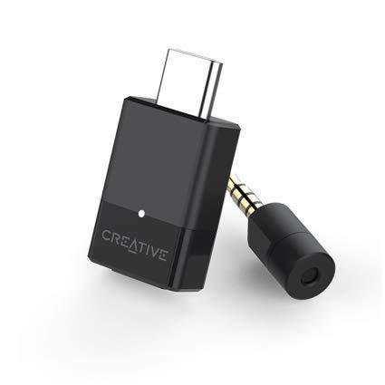 Creative BT-W3 Bluetooth トランスミッター USB オーディオ/チャット用 ゲーム/テレワーク 低遅延 aptX LL...
