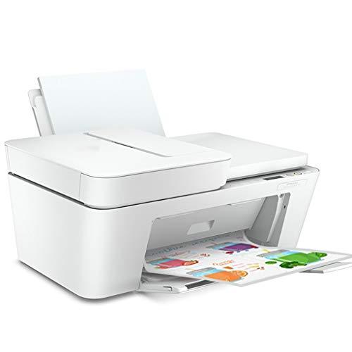 SYHSZY Impresora De Inyección De Tinta En Color, Copia Y Escaneado Todo En Uno Teléfono Móvil De Oficina En Casa WiFi Impresoras De Doble Frecuencia, Fácil De Operar,Productos Electrónicos