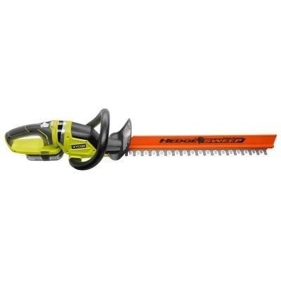 Ryobi 22 in. 18-Volt Cordless Hedge Trimmer