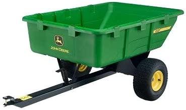 John Deere 650 lb. 10 cu. ft. Tow-Behind Poly Utility Cart
