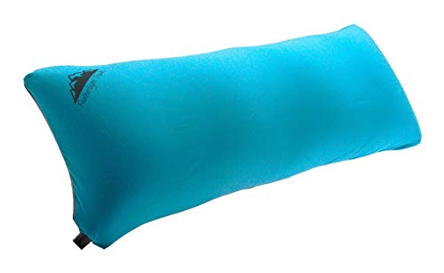 Featherlight ComfortLuxe Inflatable Body Pillow for Backpacking & Camping (28 inches x 12 inches)....