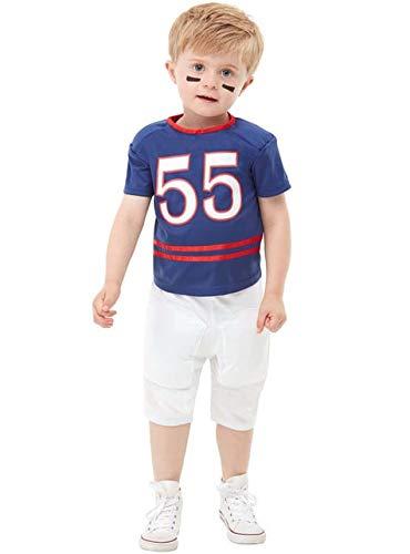 American Football kostuum voor kind