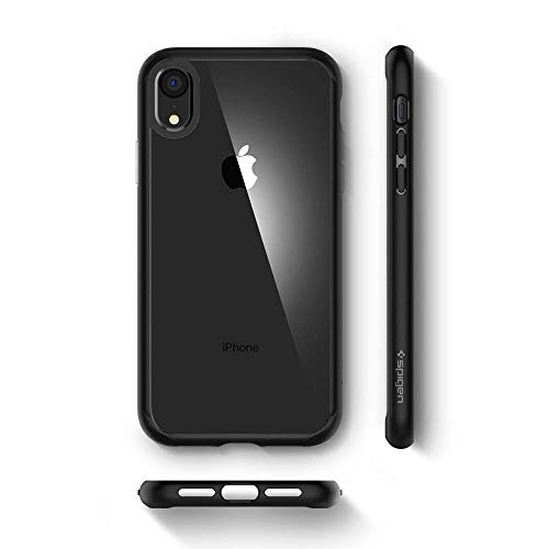 Spigen Ultra Hybrid, iPhone XR Hülle - 8