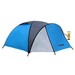 Inflatable Tents Don't Have Poles