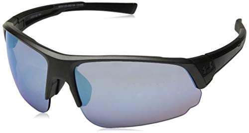 Under Armour Changeup Dual Sunglasses, Gray / Tuned Baseball Lens