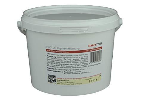 EMOTON Pigmentmischung Nr.102 MATTONE, 1000g