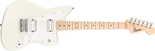 Fender Squier Mini Jazzmaster HH MN Olympic White. Guitarra Eléctrica