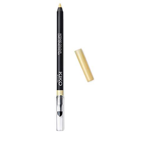 KIKO Milano Intense Colour Long Lasting Eyeliner 02 | Extern oogpotlood met intense kleur, makkelijk aan te brengen, blijft lang zitten