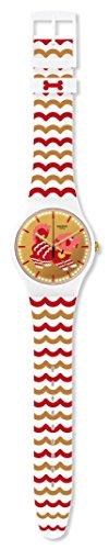 Swatch SWATCH WOOF SUOZ266 Reloj unisex