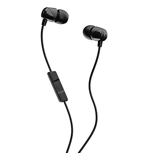 Skullcandy Effortless Sound Skullcandy Jib With Mic Earbuds, Black (S2Duyk,343)
