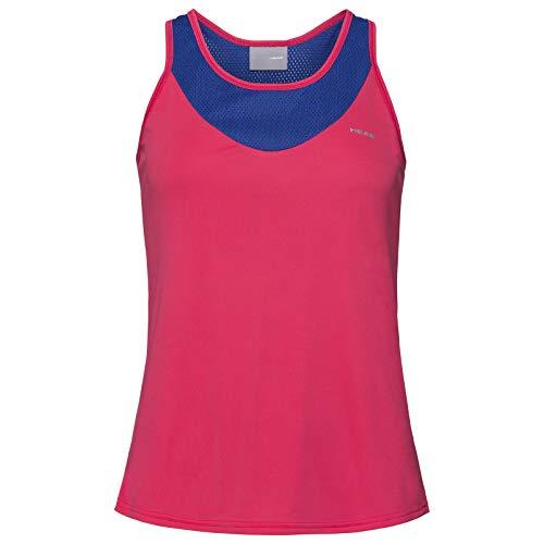 Head 814300-Maroxl Camiseta, Mujer, Royal, XL