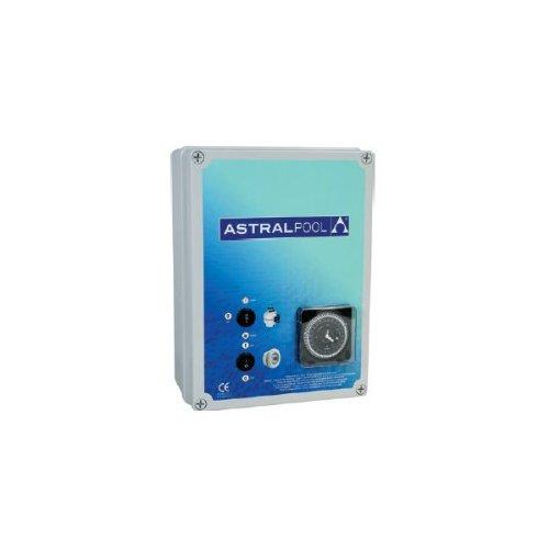 Astral - Coffret électrique Pour Filtration + 2 Projecteurs 600 W 4 à 6 A