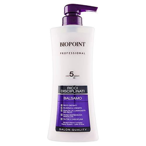 Biopoint Rizos Disciplinati Bálsamo - 400 ml.