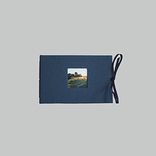 KOLO, Noci Album, Navy Cover, White Pages, 4 x 6 inches, (100-3621)