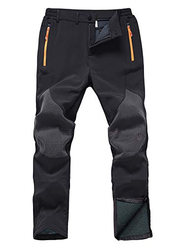 Gash Hao Mens Snow Ski Waterproof Softshell Snowboard Pants