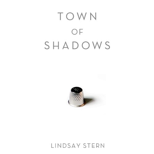 Town of Shadows audiobook cover art