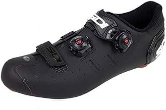 Ergo 5 Mega Carbon Road Cycle Shoes (Wide) (46.0 Wide, Matte Black/Black)