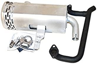 Kohler 32-786-03-S Muffler Genuine Original Equipment Manufacturer (OEM) Part