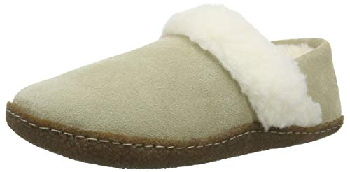 Sorel Damen Nakiska Slipper II Slipper, beige (british tan)/braun (natural), Größe: 36