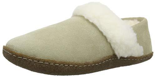 Sorel Damen Nakiska Slipper II Slipper, beige (british tan)/braun (natural), Größe: 36