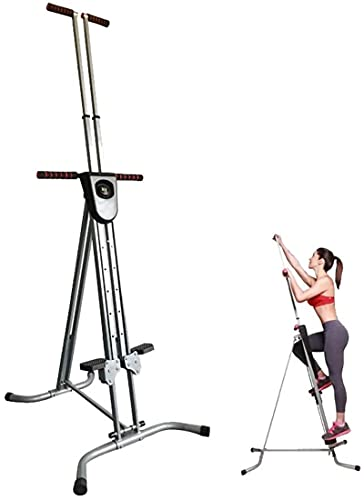 Vertical Climber Machine Exercise Stepper Cardio Workout Fitness Gym Conquer Vertical Climber Stepper Folding-Shipping from US