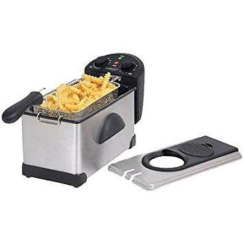 Premium Fryer, General, Silver
