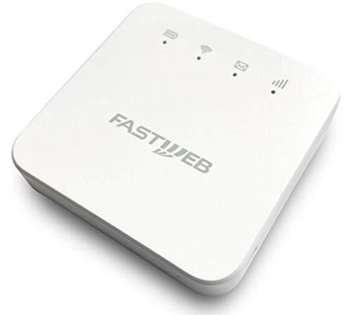 Modem Wi-Fi Mobile Router 4G LTE portatile, funzionante con Sim Card, ZTE MF927U, Saponetta Hotspot WiFi