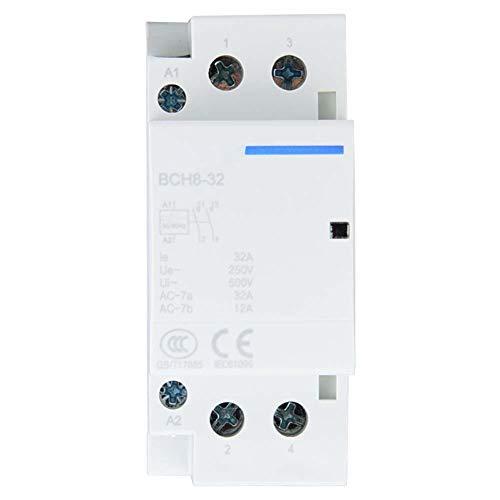 Contactor, Ac Contactor Hogar Contactor Bajo consumo de energía Ahorro de energía...