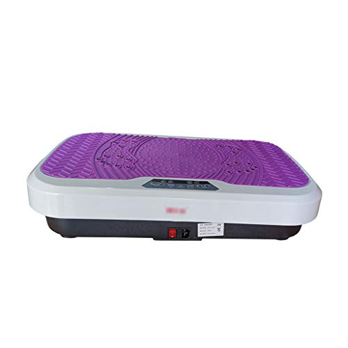 CLING Vibrationsplatte, Ganzkörper Training,Abnehmen Shaker Rasiermaschine Fett Abnehmen Fatburner