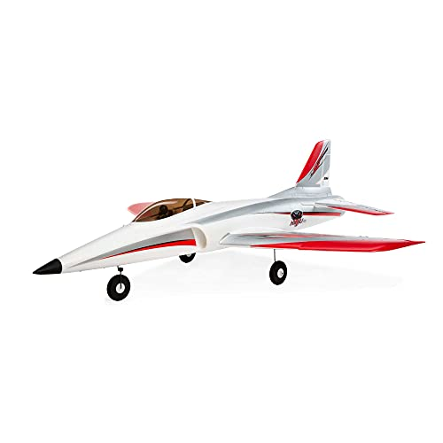 E-flite RC Airplane Habu STS 70mm EDF Smart Jet RTF (Transmitter, Receiver, Battery and Charger Included) with Safe, EFL01500