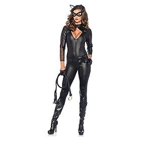 Leg Avenue Women's 4 Piece Wicked Kitty Costume