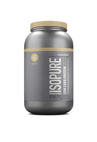 Vitamin C and Zinc Provides Immune Support along with Vitamin E 100% WHEY PROTEIN ISOLATE - a high-quality protein source providing 25g per serving to support muscle building and recovery ZERO/LOW CARB OPTIONS- helps for those watching their calorie ...