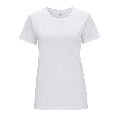 EarthPositive - Women's Classic Jersey T-Shirt / White, S
